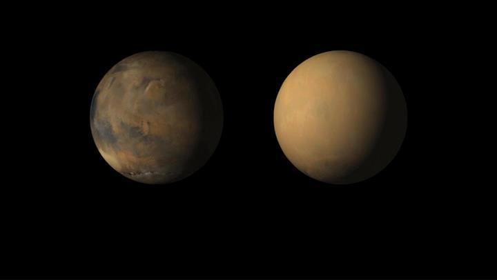 Toz kuleleri, Mars'ın atmosferinin yok olmasında rol oynamış olabilir