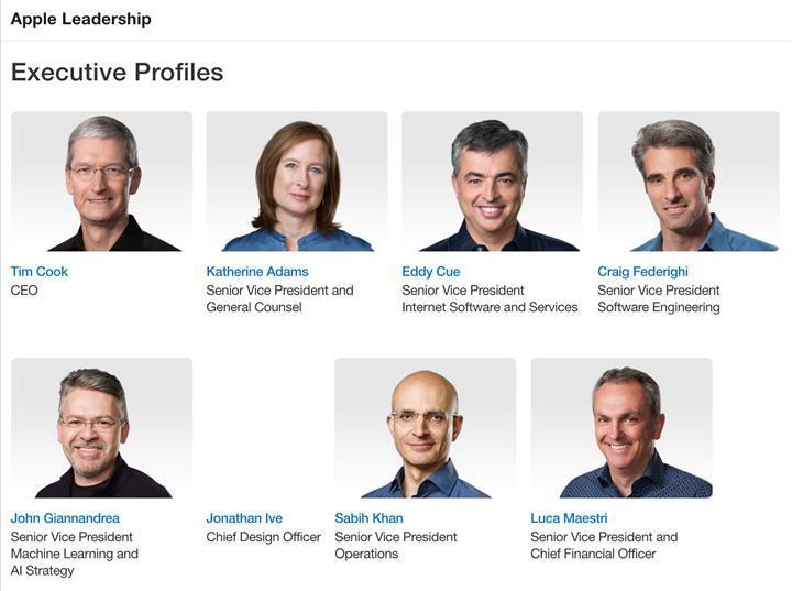 Jonathan Ive Apple'dan resmen ayrıldı
