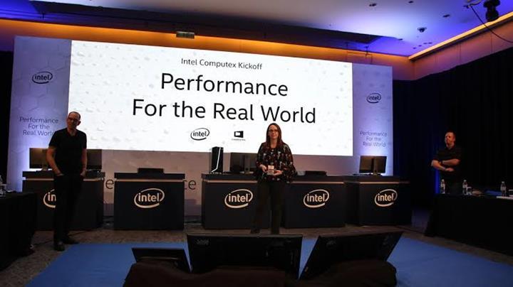 Chris Hook ve Heather Lennon; Intel'den de ayrıldı