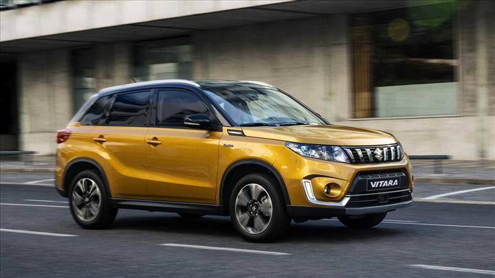 Yeni Suzuki Vitara Türkiye'de: İşte fiyatı ve özellikleri