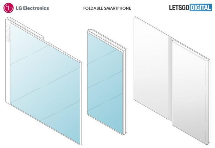 LG, Huawei Mate X benzeri bir katlanabilir telefon üzerinde çalışıyor