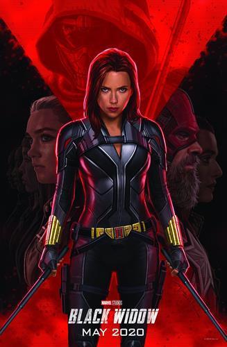 Black Widow filminden ilk fragman geldi