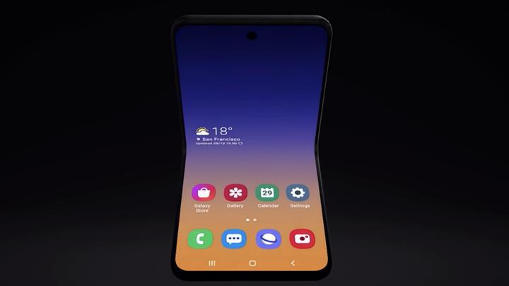 Samsung'un yeni katlanabilir telefonu iPhone 11 Pro'dan daha ucuz olacak