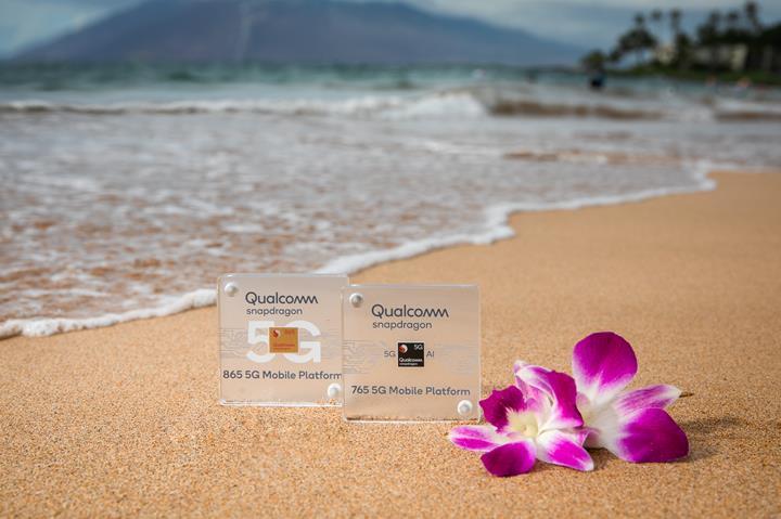 Qualcomm, 5G destekli Snapdragon 865 ve 765 chipsetleri tanıttı
