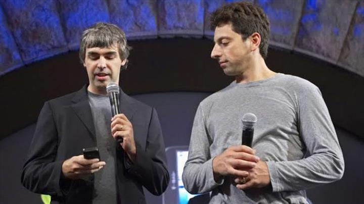 Google ve çatı firma Alphabet artık Sundar Pichai'ye emanet