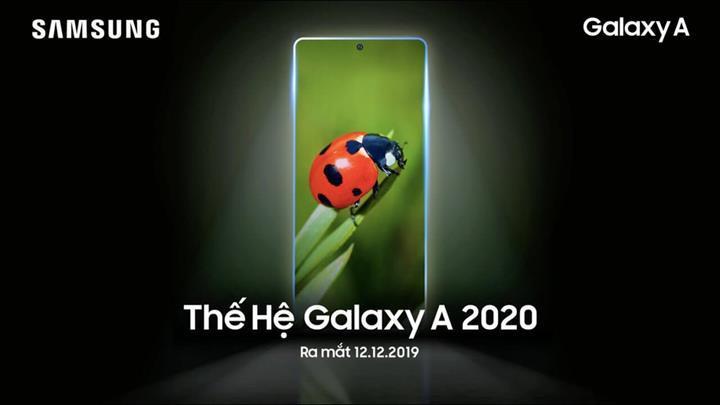 Samsung Galaxy A 2020 serisi 12 Aralık'ta tanıtılacak