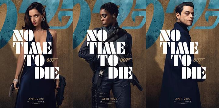 James Bond geri döndü: No Time to Die filminden aksiyon dolu fragman