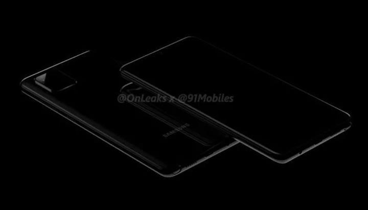Galaxy Note 10 Lite karanlık şablon çalışmaları karşınızda
