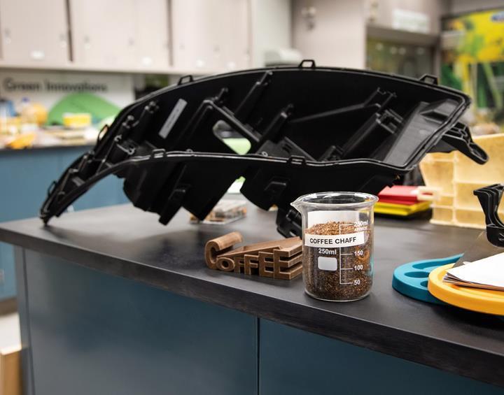 Ford, kahve çekirdeği atıklarından otomobil parçası üretecek