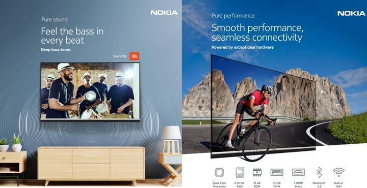 Nokia ilk akıllı televizyonunu duyurdu