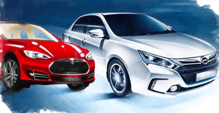 Tesla dünyanın en büyük elektrikli araç üreticisi oldu