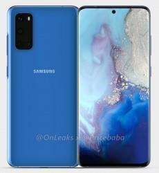 Samsung Galaxy S11e modeli 5G ve hızlı şarj ile gelecek