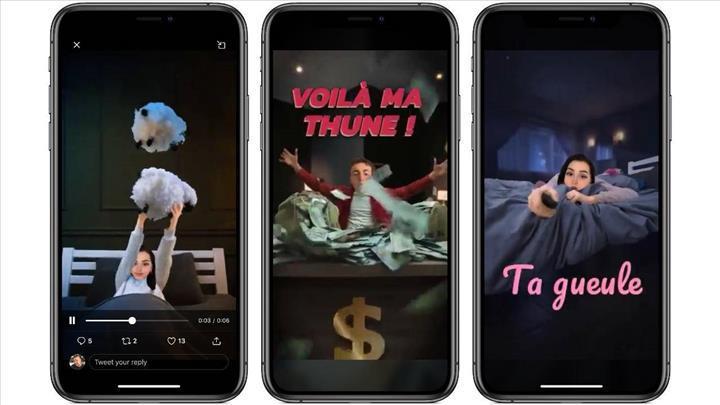 Deepfake videolar Snapchat platformunda