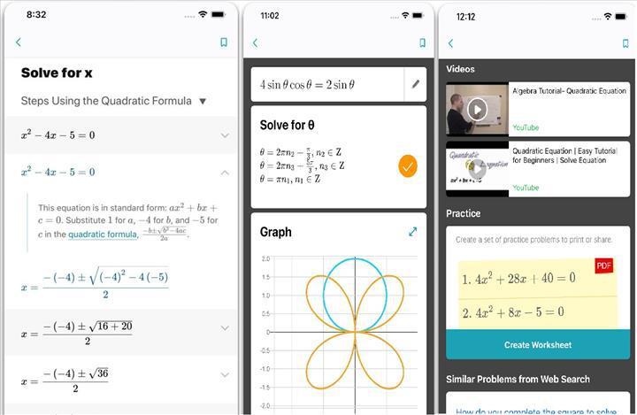 Microsoft Math Solver, yapay zekâ ile matematik problemleri çözüyor
