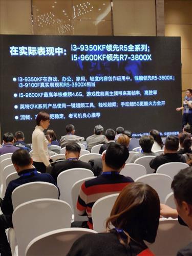 Intel i3 işlemcisinin Ryzen 5 3600'den iyi olduğunu iddia etti