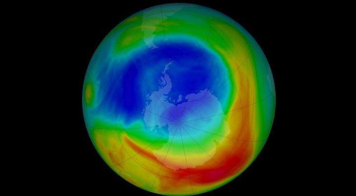 Ozon tabakasındaki iyileşme, iklim değişikliğini de yavaşlatıyor