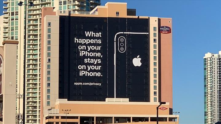 Apple 28 yıl aradan sonra CES 2020 fuarında