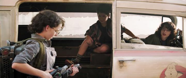 Ghostbusters: Afterlife fragmanı yayınlandı