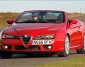 2006 Alfa Romeo Spider