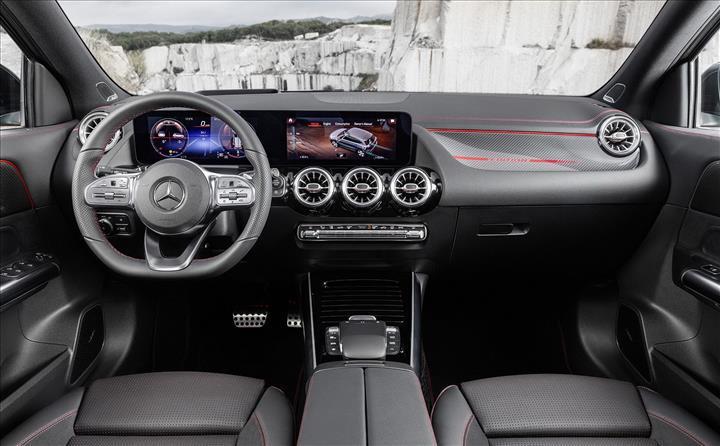 2020 Mercedes-Benz GLA tanıtıldı: İşte tüm yenilikler