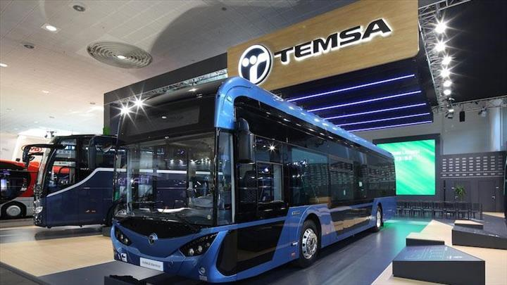 Üretimi durduran TEMSA'ya bankalardan haciz