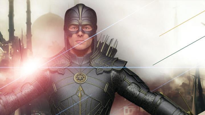 Türk süper kahraman evreni geliyor, Altay ile başlıyoruz