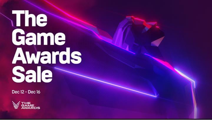 Epic Store 'The Game Awards' indirimleri başladı