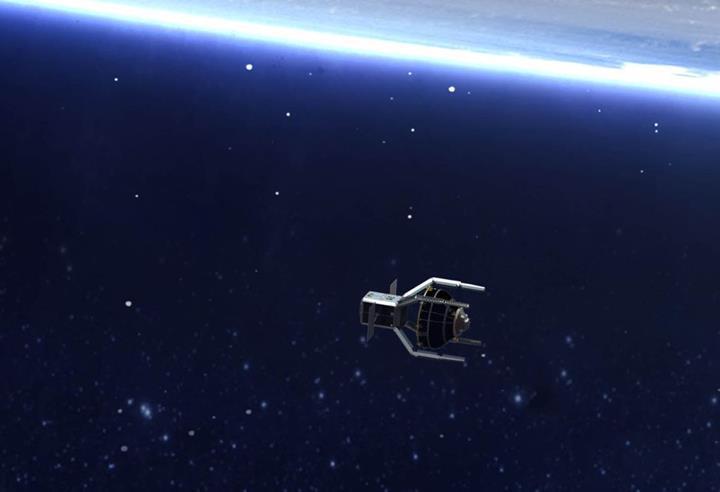 Avrupa'dan 'uzay çöpü' problemine ilginç çözüm: Kamikaze Robotu