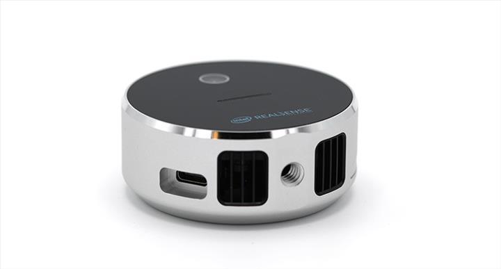 Intel dünyanın en küçük Lidar kamerasını duyurdu