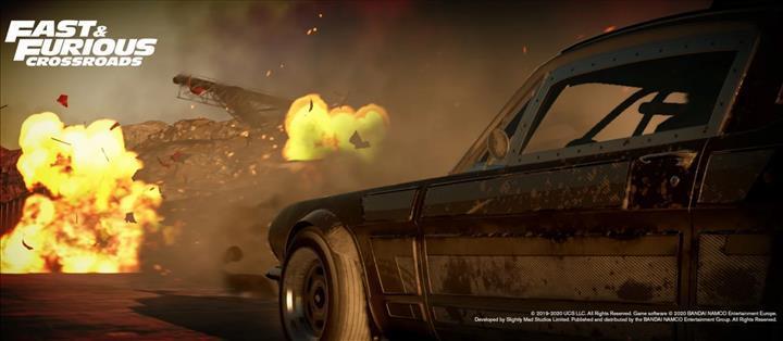 Fast & Furious Crossroads oyunu Mayıs ayında geliyor