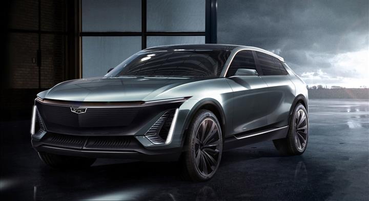 2030 yılında Cadillac modellerinin çoğu elektrikli olacak