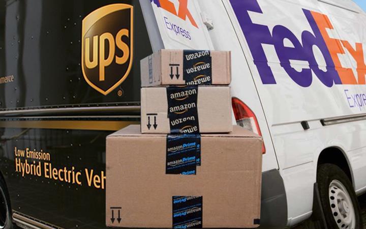 Amazon'un kargo şirketi, yakında FedEx ve UPS gibi devleri sollayacak