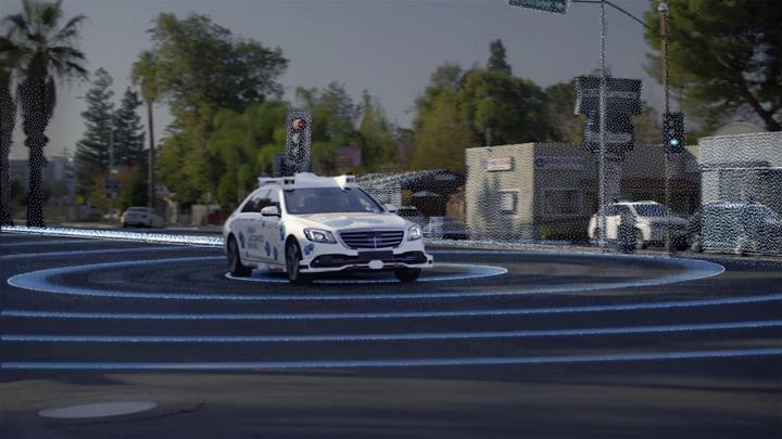 Mercedes-Benz ve Bosch, kamuya açık yollarda otonom araç testinlerine başladı