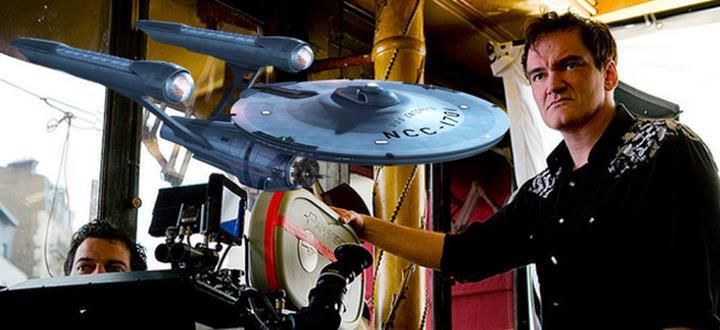 Quentin Tarantino'nun Star Trek filmi iptal olacak gibi görünüyor