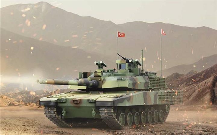 Altay Tankı 24 aydan kısa süre içinde ordunun kullanımına sunulacak