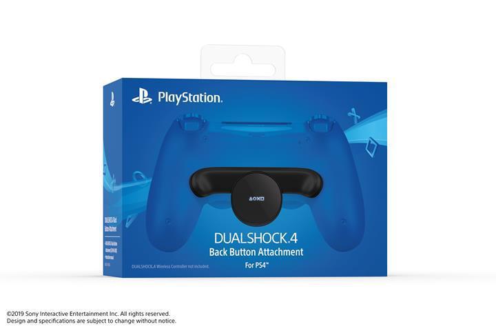 Sony'den DualShock 4 için aksesuar dopingi geldi
