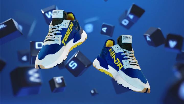 Ninja artık spor ayakkabılarınızda
