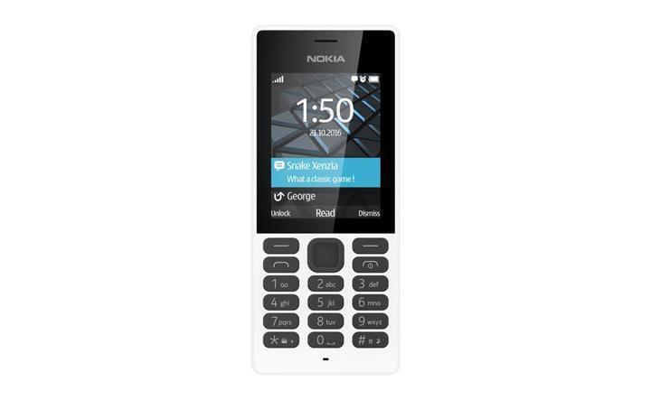 HMD Global, 28 dolarlık tuşlu telefonunu piyasaya sürdü: Nokia 150