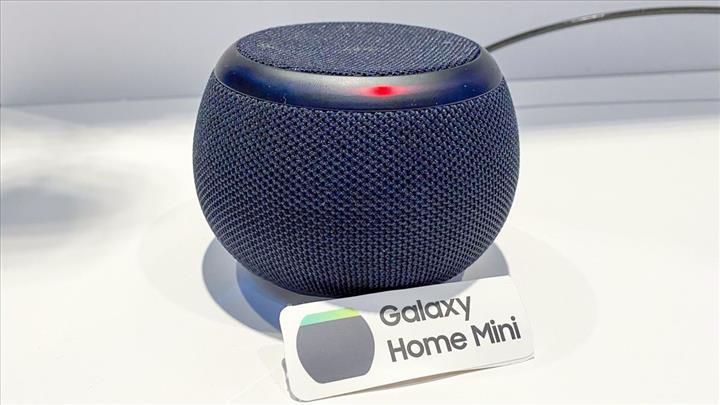 Samsung, Galaxy Home Mini'yi CES 2020'de sahneye çıkaracak