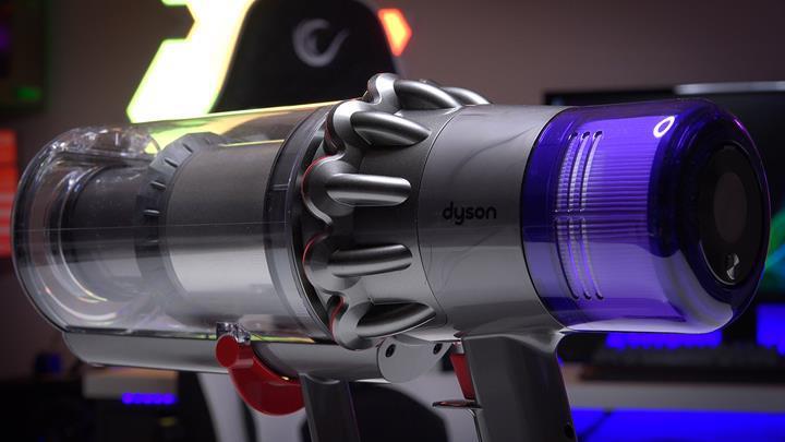 En güçlü dikey süpürge 'Dyson V11 Absolute incelemesi'