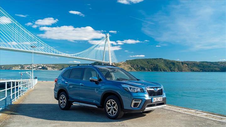 Yeni Subaru Forester e-Boxer hibrit Türkiye'de: İşte fiyatı ve özellikleri