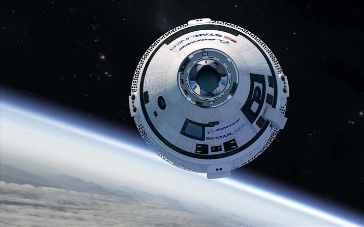 Boeing'in yeni kapsülü Starliner ilk kez uzaya çıktı: İşte müthiş görüntüler