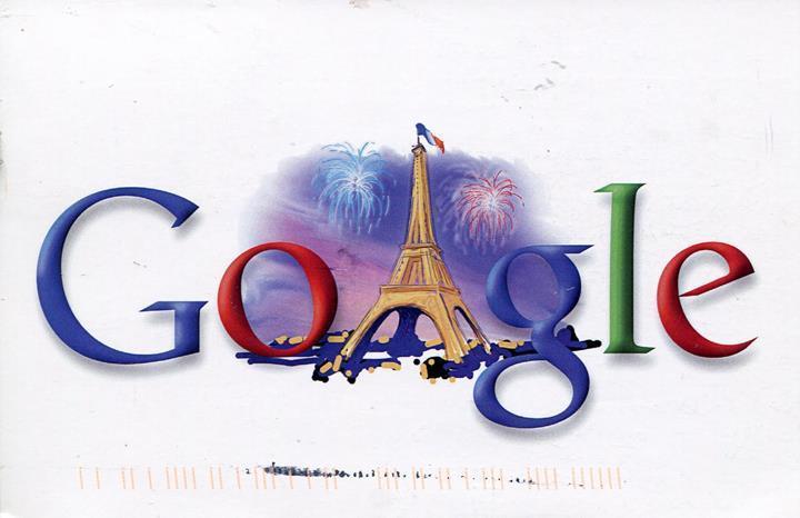 Fransa'dan Google'a