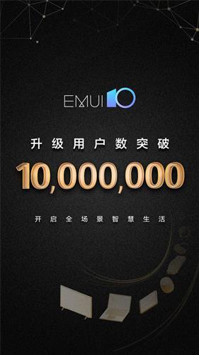 Huawei, EMUI 10'un dünya çapında 10 milyondan fazla akıllı telefonda çalıştığını açıkladı