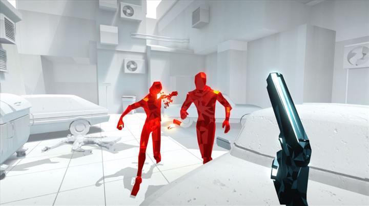 Popüler bağımsız oyun Superhot, Epic Store'da ücretsiz oldu