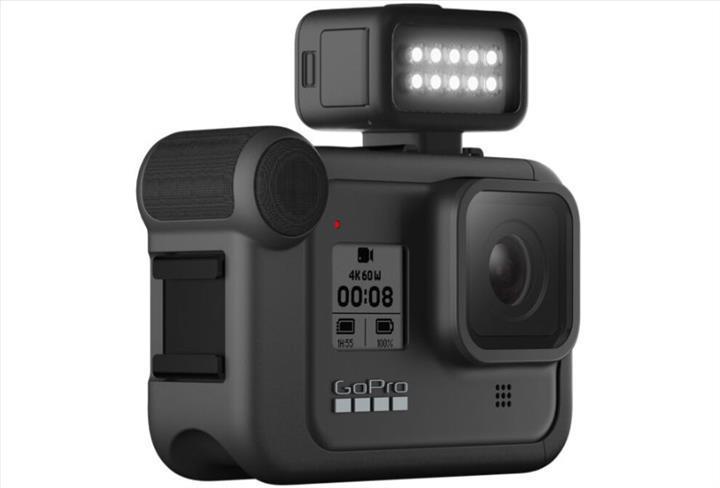 GoPro HERO8 Black için flaş aksesuarı satışa çıktı