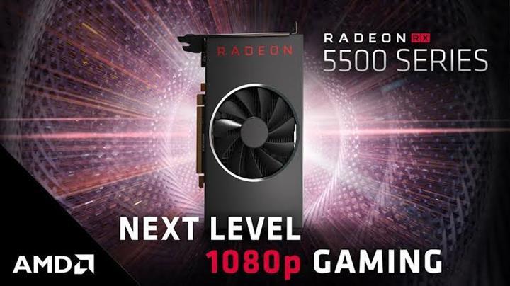 RX 5500 XT PCIe bant genişliğinin darboğazına uğruyor olabilir