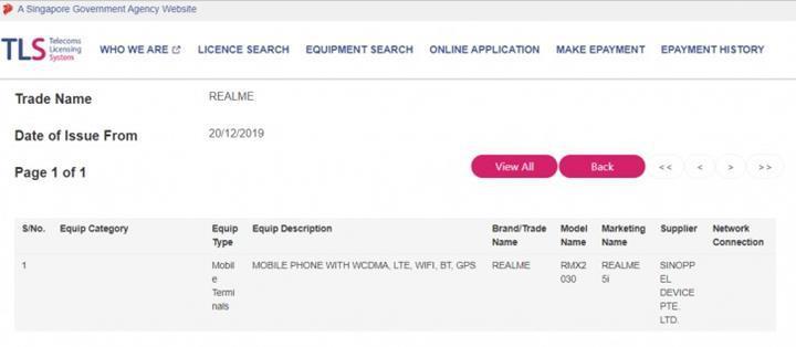 Realme, 5 serisine 5i adında yeni bir telefon daha ekliyor