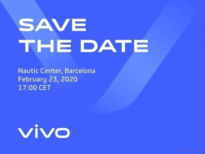 Vivo, MWC 2020 etkinliğinde bir sürpriz yapabilir