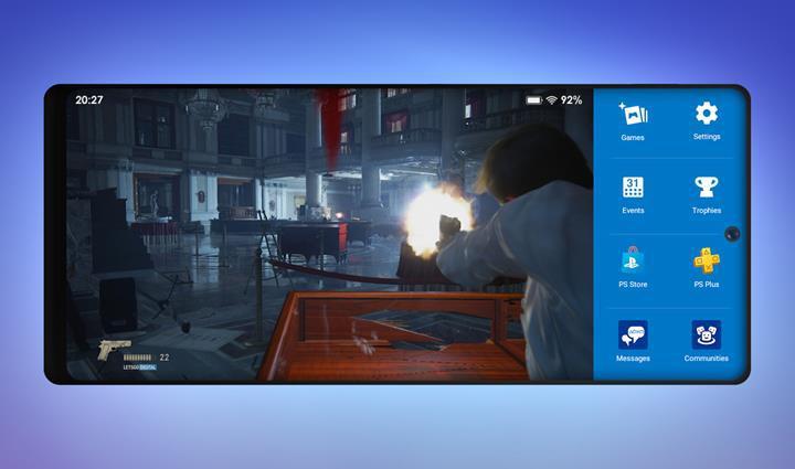 Sony'nin yeni amiral gemisi telefonu delikli ekrana sahip olacak